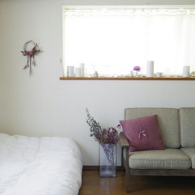 手軽に模様替え!お気に入りの生地で作るクッションカバーの作り方のサムネイル画像