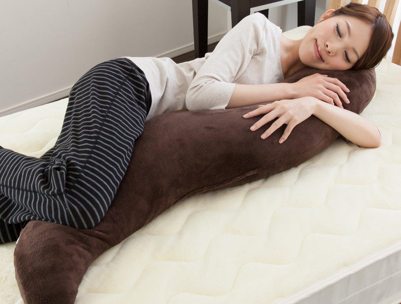 心地よい眠りへ【リラックス効果絶大】おすすめの抱き枕が大集合!のサムネイル画像