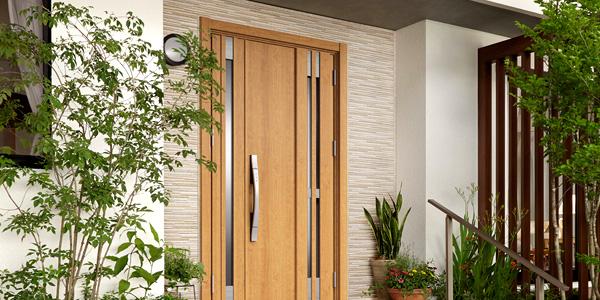 玄関は家の顔!玄関の扉で玄関をお洒落にしてお客様をお出迎えしようのサムネイル画像