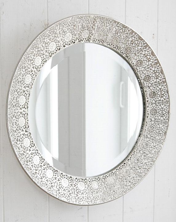 身だしなみチェックに✩おしゃれな壁掛け鏡をご紹介します♪のサムネイル画像