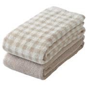 リピート買い続出!無印良品のタオルはシンプルで使い心地抜群!のサムネイル画像