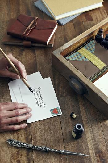 万年筆を使えるシックな大人になりたい♪使い方を紹介します!のサムネイル画像
