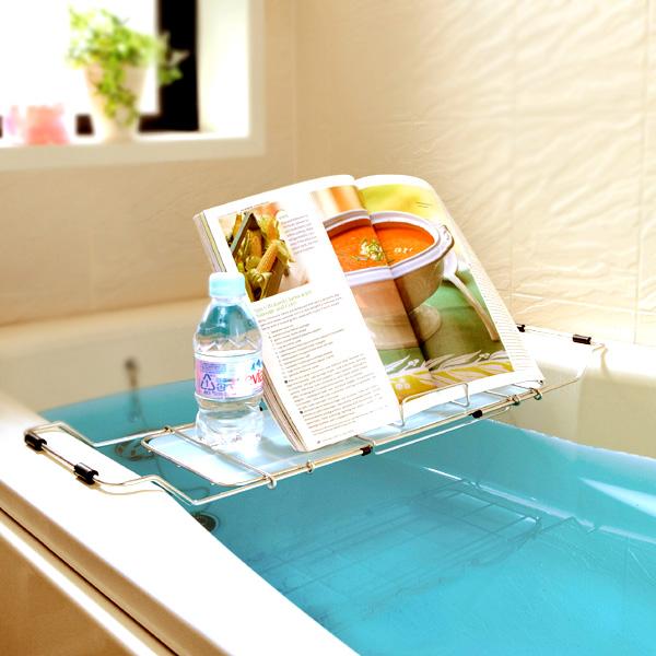 【半身浴を楽しむ方法!!】お風呂で本を楽しむアイテムをご紹介!のサムネイル画像