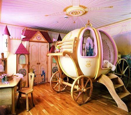 大人も羨ましくなっちゃう!!遊び心たっぷりの子供部屋&ベッド♡のサムネイル画像