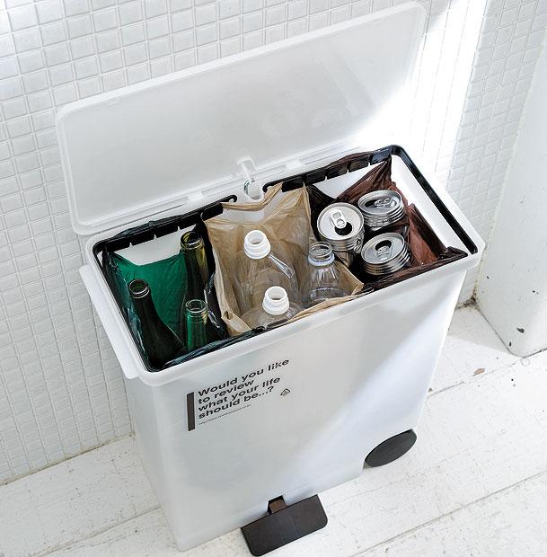 たかがゴミ箱?こだわりの分別ゴミ箱でお部屋の雰囲気がグッと変わるのサムネイル画像