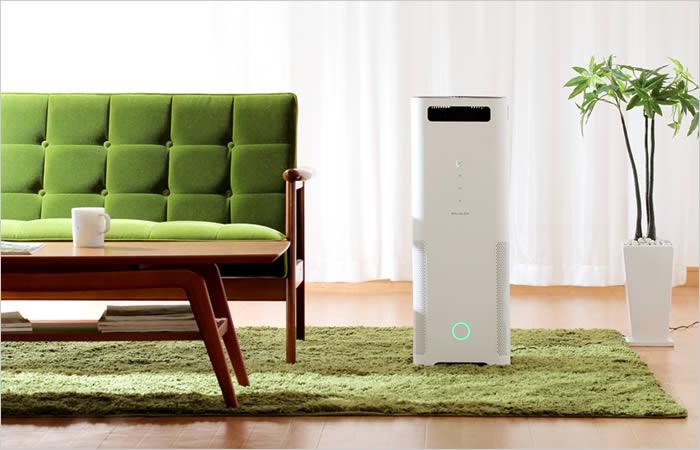 【おすすめ空気清浄機3選!】注目の空気清浄機について紹介します。のサムネイル画像