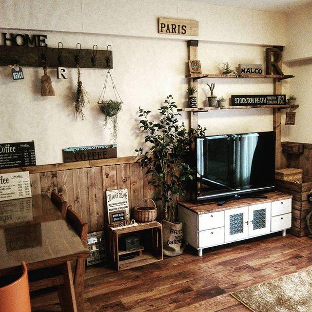 diy大好き♡木材を使ってたくさん素敵なモノを作っちゃおう!のサムネイル画像