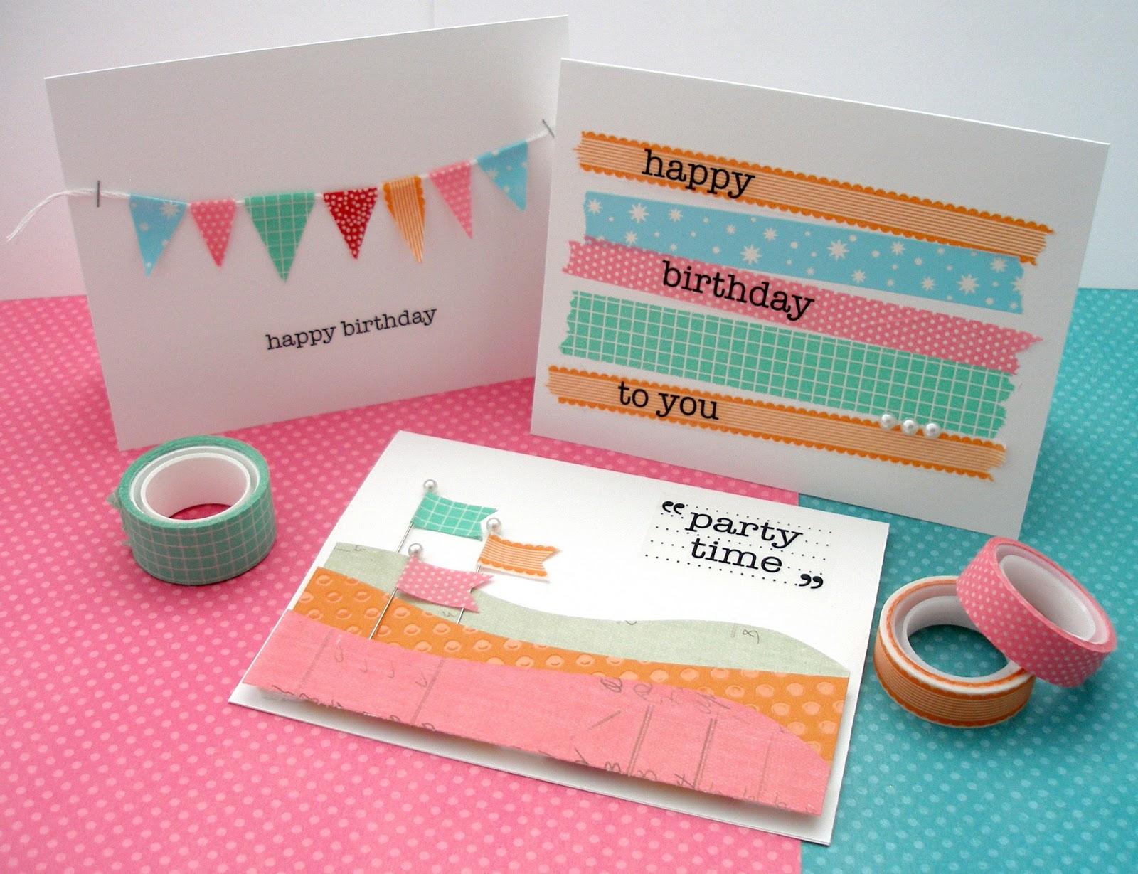 思っているより簡単!手作りカードは、作って楽しくもらって嬉しい!のサムネイル画像