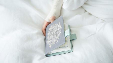 ステキな自分時間をすごしたい♡使いやすい手帳の書き方アイデアのサムネイル画像