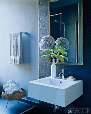 海外のような洗面所☆オシャレにタイルを使った画像を一挙紹介!のサムネイル画像