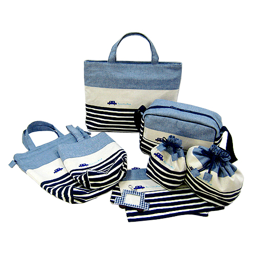 入園準備に役立つ情報をお届け!!お子様の通園バッグの作り方!のサムネイル画像