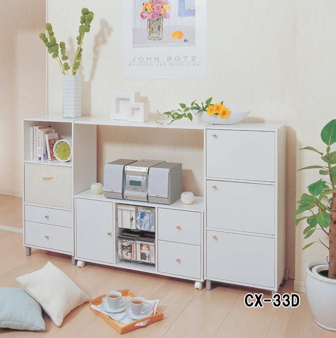 お手頃なカラーボックスを活用しておしゃれにお部屋を変身しよう!!のサムネイル画像