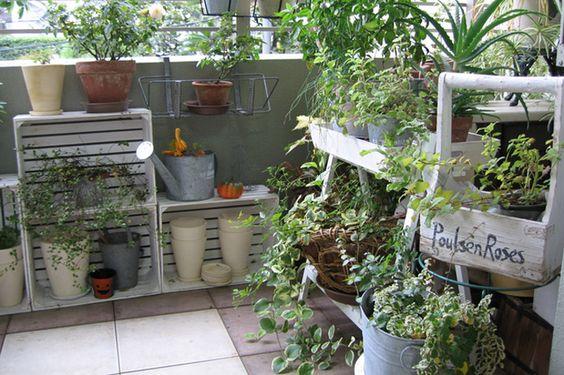 ベランダでガーデニング!おしゃれな庭づくりの実例をご紹介のサムネイル画像