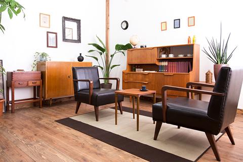 眺めてうっとり、使ってしっくり。北欧ヴィンテージ家具まとめのサムネイル画像