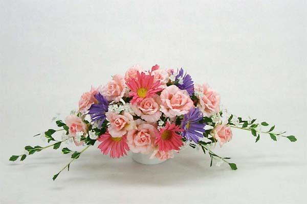 お花好き必見!造花を使ったアートフラワー画像をまとめました!のサムネイル画像