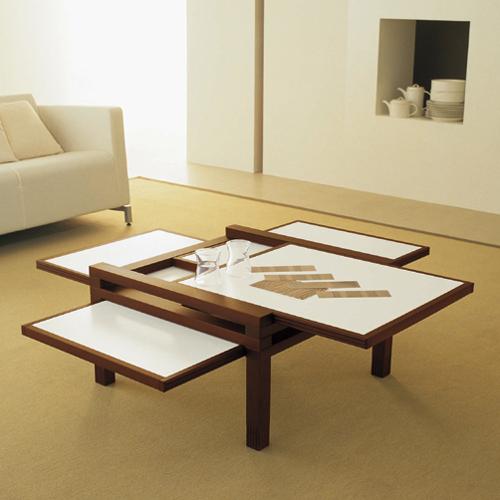 おしゃれなインテリア空間を演出するおすすめのローテーブル!!のサムネイル画像