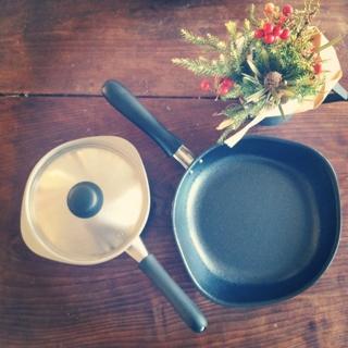 毎日の料理が楽しくなるIH対応のおしゃれ&使いやすいフライパンのサムネイル画像