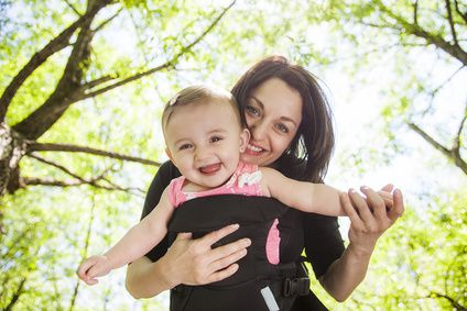 赤ちゃんの為に用意しておきたい!おすすめのおんぶ紐を紹介します☆のサムネイル画像