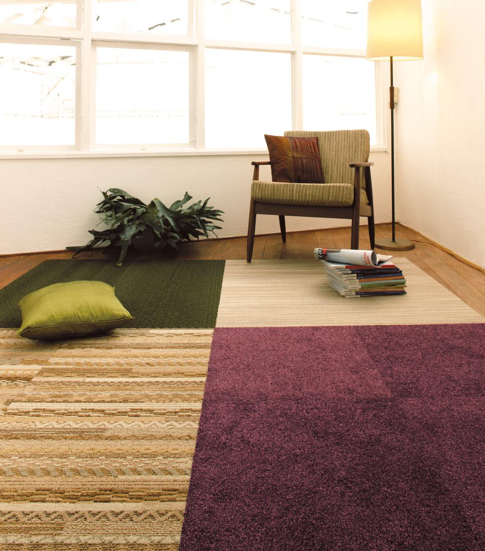 おしゃれカーペット特集☆カーペットでお部屋の雰囲気変えませんか?のサムネイル画像