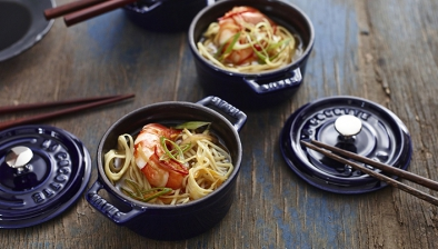 『STAUB(ストウブ)』のお鍋を使っておもてなし料理を作ろう♡のサムネイル画像