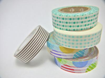 簡単に可愛い手帳が作れる!マネしたくなるマスキングテープ活用術のサムネイル画像