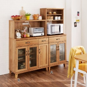 キッチンに便利な棚を使って、お料理をもっと楽しみませんか?のサムネイル画像
