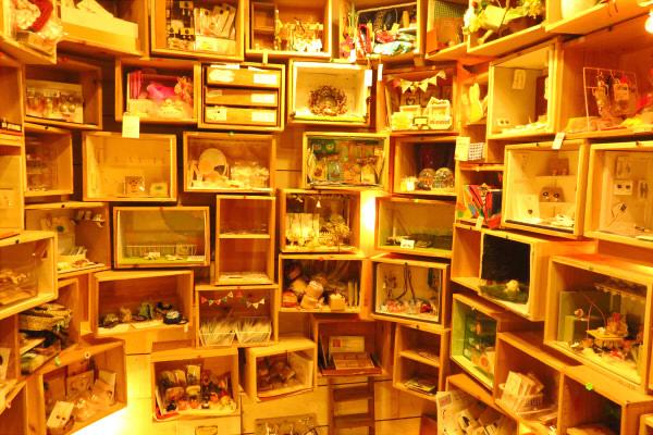 オシャレな街の雑貨屋さん。吉祥寺で雑貨屋さんめぐりはいかが?のサムネイル画像