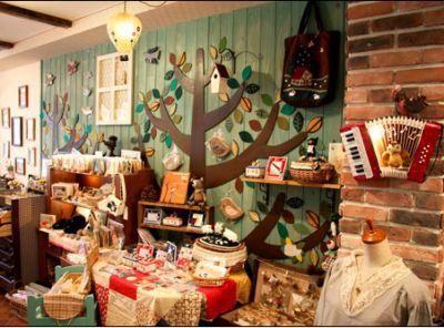 ゆったりお天気の休日、大阪の小粋な雑貨屋さんめぐりはいかが?のサムネイル画像