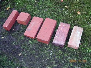 庭造りには欠かせないレンガの種類についてまとめてみました!のサムネイル画像