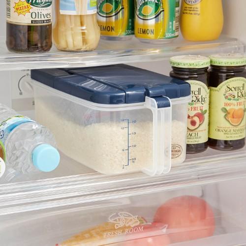 お米の美味しさは保存方法で変わる!オススメ冷蔵庫用米びつをご紹介のサムネイル画像