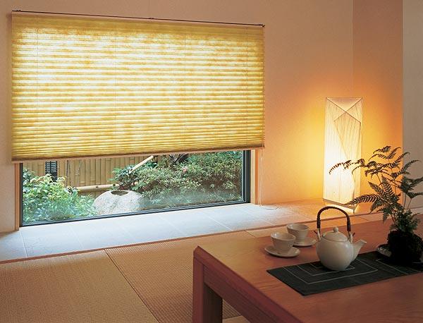 これだけでとってもおしゃれに♡和室にはブラインドが絶対いい!のサムネイル画像