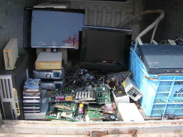 気をつけてないと危険かも!パソコンの処分はこうしましょう。のサムネイル画像