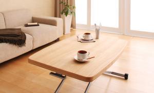 アレンジ自由自在!昇降式テーブルでライフスタイルを楽しもう♪のサムネイル画像