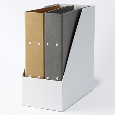 無印良品のファイル&ファイルボックスの活用法、お教えします♡のサムネイル画像