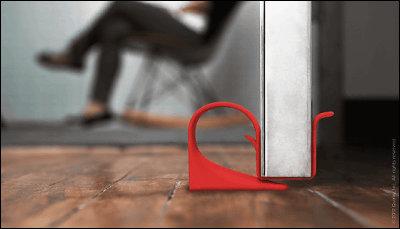 お部屋のインテリアにもなる!室内用のドアストッパーを紹介します☆のサムネイル画像