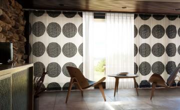 カーテンはお部屋の顔☆柄選びでお部屋の印象はがらりと変わりますのサムネイル画像
