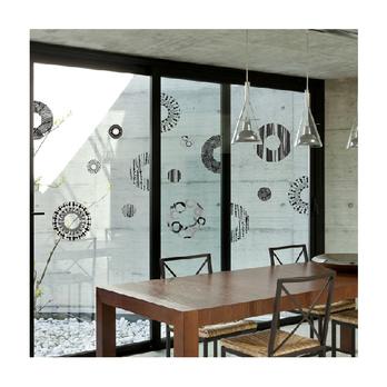 お部屋の雰囲気がガラリと変わる!「窓用のシール」ここにあります!のサムネイル画像