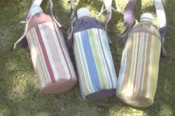 好きな布やタオルで作れちゃう♡ペットボトルカバーの作り方のサムネイル画像