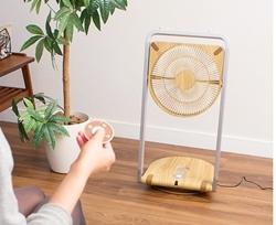 折りたたみ式扇風機が人気!コンパクトでオシャレな注目商品とは?のサムネイル画像