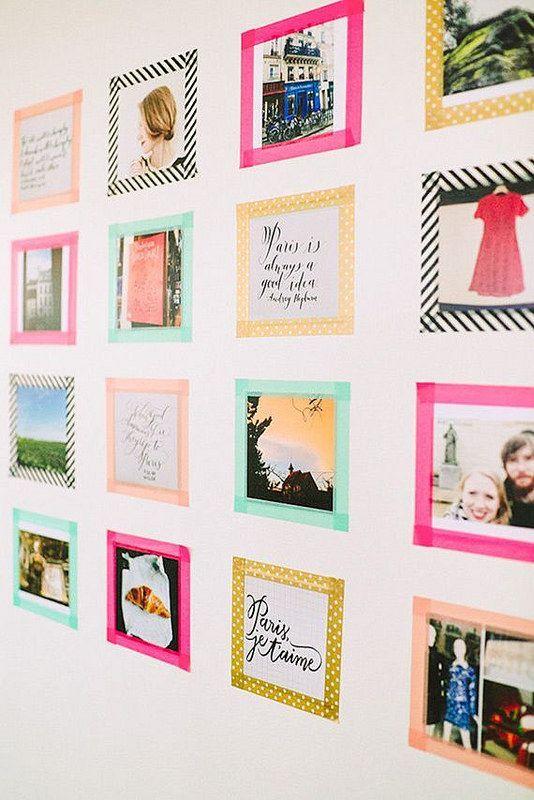 写真たてに飾るだけじゃないインテリアにもなる!かわいいレイアウトのサムネイル画像