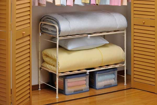 あなたのお部屋の収納は大丈夫ですか?100均グッズですっきり!のサムネイル画像
