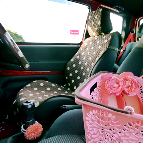 車は移動手段だけじゃない!自分好みのインテリアでお部屋みたいに!のサムネイル画像
