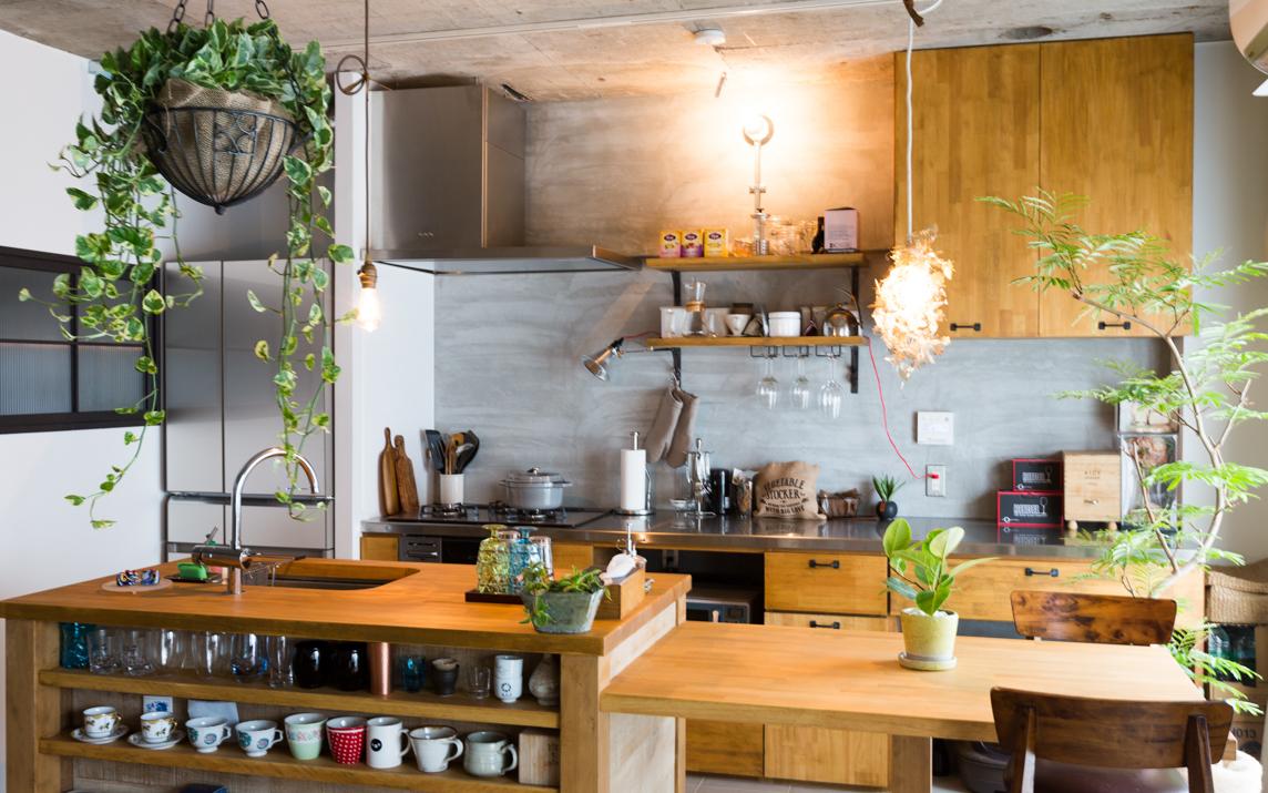 憧れのキッチンを手に入れたい!新築のキッチン作り覗いちゃいます☆のサムネイル画像