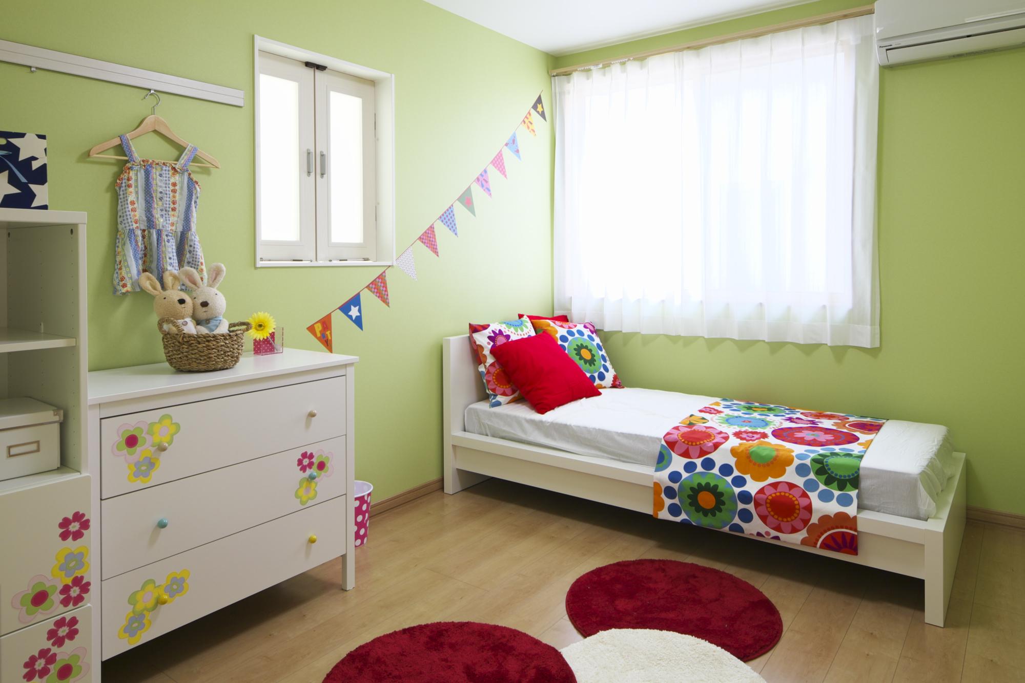 子供たちの元気な成長をサポート!子供部屋の風水を学ぼう!のサムネイル画像
