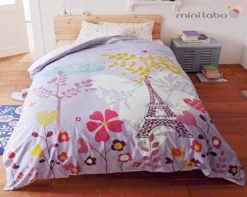 寝室の手軽な模様替えに☆おしゃれな布団カバーセットを紹介します☆のサムネイル画像