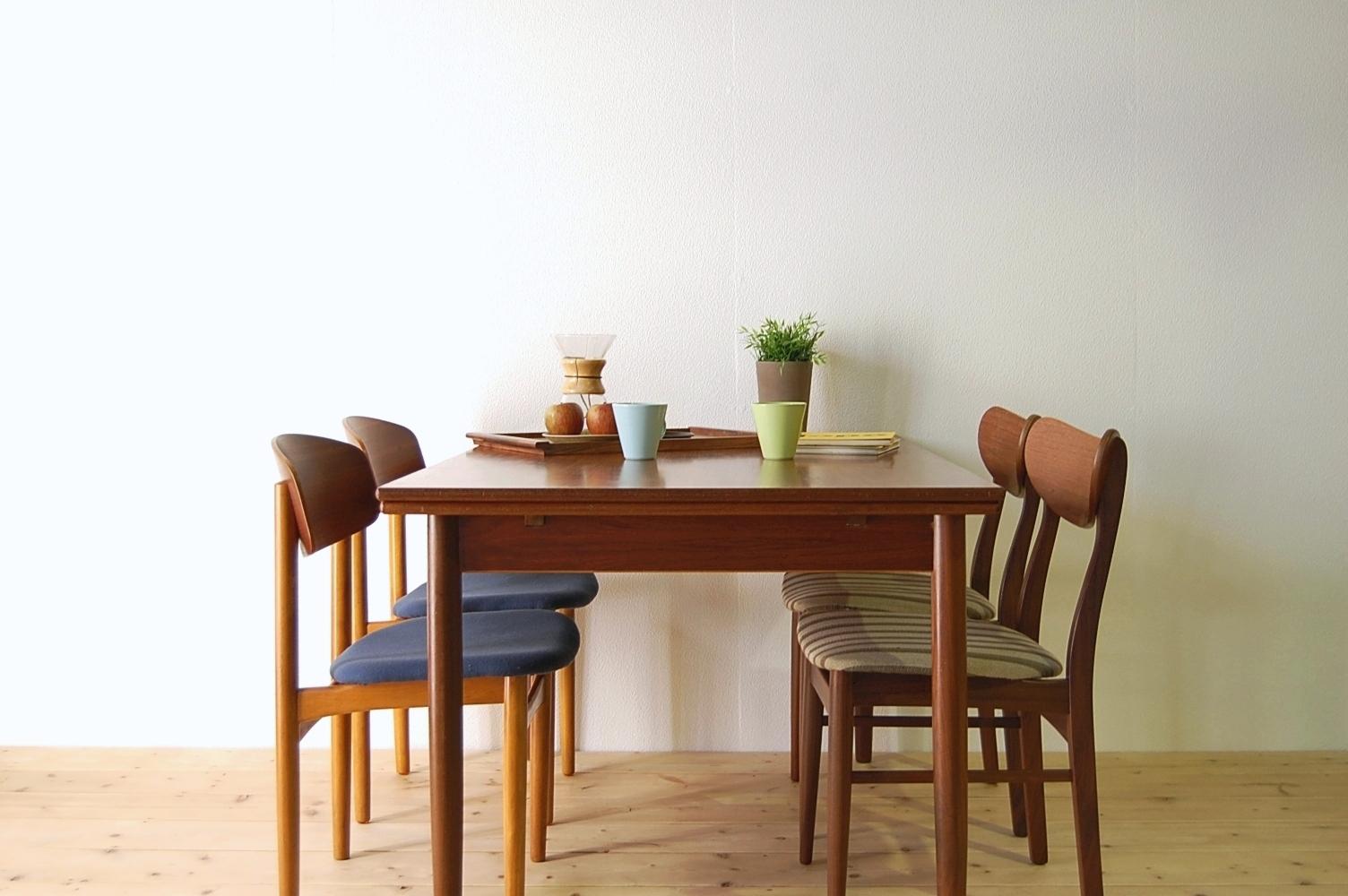 ナチュラルな魅力がいっぱい!やっぱり北欧のテーブルが欲しい!のサムネイル画像