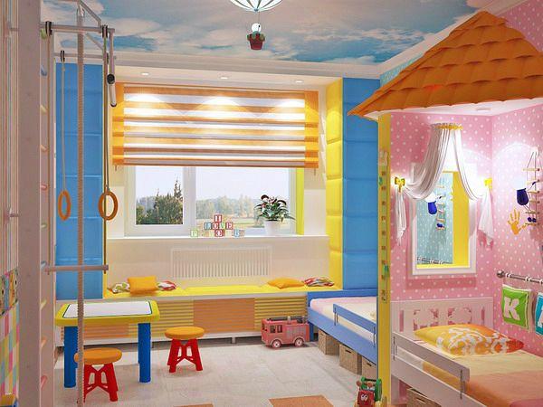 大人だってまねしたくなっちゃう☆子ども部屋の収納アイディアのサムネイル画像