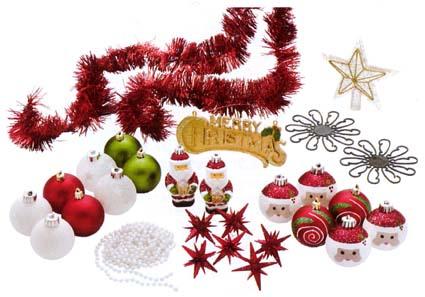 見てるだけでうっとりしてしまう【クリスマスツリー】の飾りつけ☆のサムネイル画像