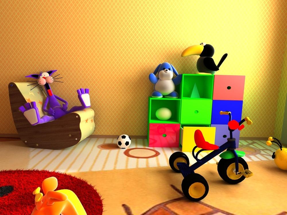 男の子の子供部屋ってどんなお部屋?いろんな工夫がいっぱい!のサムネイル画像