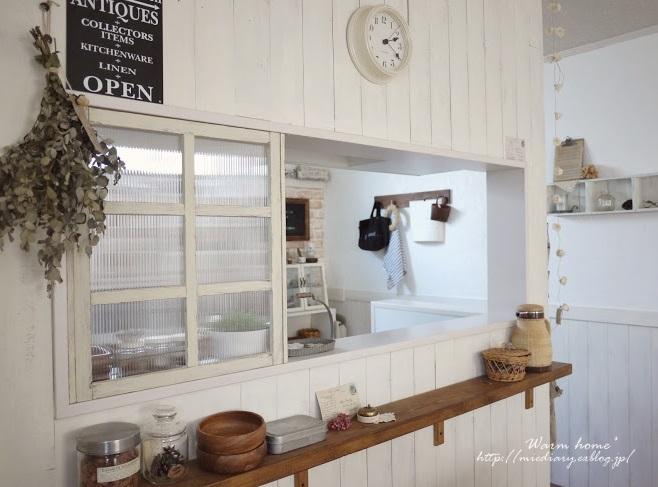 対面キッチンの悩みを解決!アイデア満載のキッチンの目隠し術のサムネイル画像